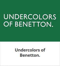 Undercolors of Benetton  Indossa tutta l'allegria dei colori in ogni stagione