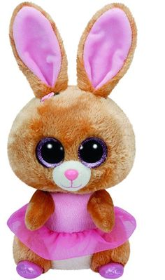 Amazon.com  Ty Easter 2016 Beanie Boos Twinkle Toes the Ballerina bunny and  Lavender f7e346e5db98