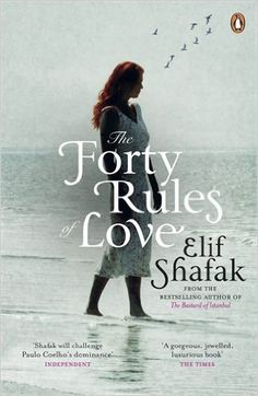 The Forty Rules of Love: Amazon.co.uk: Elif Shafak: 9780141047188: Books