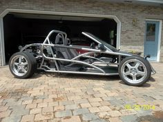 VWVortex.com - Velocity Rails. Denver Colorado tube chassis car company is making some head way. What do you think?