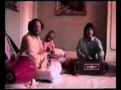 George Harrison sings Hare Krishna