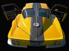 1963 #Chevrolet #Corvette