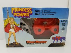 VINTAGE 1990 VIEW-MASTER 3-D BEETLEJUICE 3 REEL SET MINT NEW IN PACKAGE