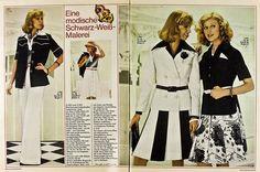 Neue Mode 03.1974 in Libros, revistas y cómics, Revistas, Moda y estilo de vida…