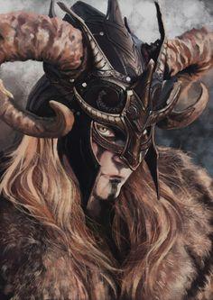 ArtStation - Viking 2, Hazal Yayalar