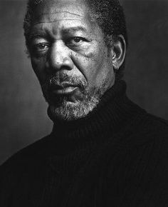 Morgan Freeman - Actor