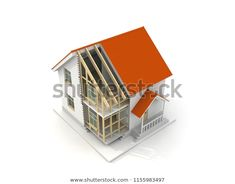 Find Illustration Frame House Construction Over stock images in HD and millions of other royalty-free stock photos, illustrations and vectors in the Shutterstock collection. Thousands of new, high-quality pictures added every day. Royalty Free Stock Photos, Construction, 3d, Architecture, Frame, Illustration, Pictures, House, Home Decor
