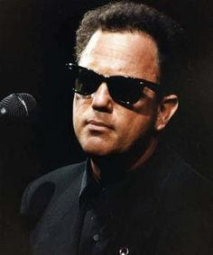 Billy Joel - my favorite musician of all time!