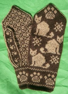 Bilde Nordic Style, Knit Crochet, Men Sweater, Knitting, Cross Stitches, Sweaters, Handmade, Cats, Gatos