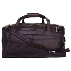 Piel Leather Traveler's Select Small Duffel Bag ** Continue to the product at the image link. (This is an Amazon Affiliate link)