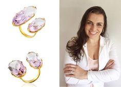 """Estaremos na """"Design Petrópolis"""" com nossa linda e competente designer Krica Braun, esperamos você lá!!!!! Segue link: http://g1.globo.com/rj/regiao-serrana/noticia/2015/10/joias-cintos-e-lencos-fazem-parte-do-design-petropolis-no-rj.html"""