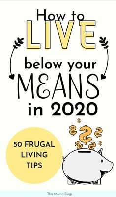 Want to learn how to live frugally and save money? These best frugal living tips will help you save money and transform . Want to learn how to live frugally and save money? These best frugal living tips will help you save money and transform your life! Savings Challenge, Money Saving Challenge, Savings Plan, Tips On Saving Money, Save Money On Groceries, Ways To Save Money, Money Tips, Money Hacks, Earn Money