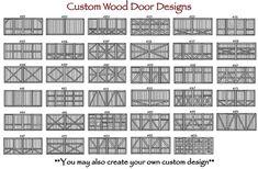 Custom Cedar & Wood Garage Doors Dallas-Fort WorthLonestar ...
