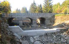 Provincia di Parma: Val Gotra liberato il ponte e sistemata la briglia