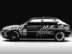Lancia Delta HF Integrale - królowa jest tylko jedna!
