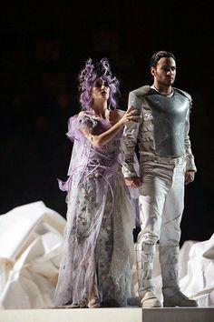 Don Giovanni at LA Phil: Rodarte Costumes, Frank Gehry Set Design (Photos) - The Daily Beast