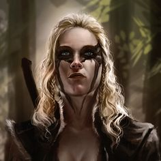 Clarke - the 100  - CLS