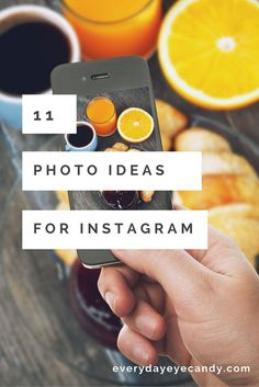 Have you run out of things to post on Instagram? Here are 11 photo ideas for Instagram. Try them out!