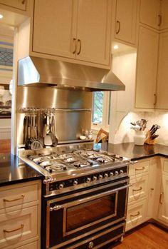 heritage range kitchen - Atticmag - liking this range
