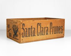 Santa Clara Prunes