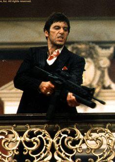 Scarface.1983.The man Tony Montana..Al Pacino