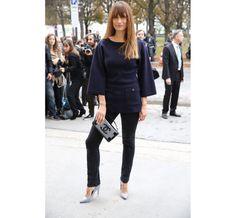 Le top Caroline de Maigret http://www.vogue.fr/defiles/street-looks/diaporama/street-looks-a-la-fashion-week-de-paris-jour-8-1/15531/image/867055#!le-top-caroline-de-maigret
