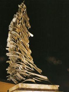 Arman, le montreur d'objets Nouveau Realisme, Sculpture Art, Sculptures, Pop Art, Neo Dada, Art Public, Famous Art, Gcse Art, Weird Art