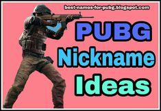 pubg nickname ideas Cool Nicknames For Games, Nicknames For Girls, Good Nicknames, Name Games, Girl Gamer Names, Cool Boy Names, Unique Girl Names, Stylish Name, Ek Villain