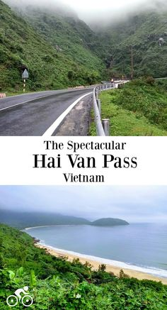 The Hai Van Pass by motorbike, bicycle, car, bus & train. Travel between Hoi An, Danang and Hue Vietnam and how best to do it. Hai van pass Hoi An to Danang Visit Vietnam, Vietnam Travel, Asia Travel, Travel Tips, Thailand Travel, Travel Ideas, Thailand Nightlife, Vietnam Tours, Cambodia Travel