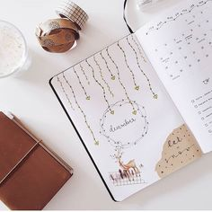 "519 Likes, 3 Comments - The Journal Life (@the.journal.life) on Instagram: ""This is so pretty ✨ @dutch_dots • • • #bujo #bulletjournals #bulletjournal #bullet #journal…"""