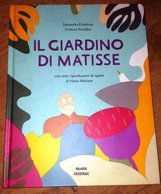 Il giardino di Matisse e l'arte per bambini ~ KeVitaFarelamamma