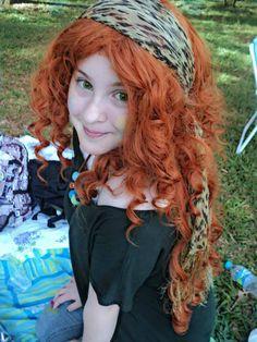 Rachel Dare (Percy Jackson) Cosplay by NinaGraf (Deviantart) http://ninagraf.deviantart.com/art/Rachel-Elizabeth-Dare-417349890