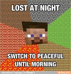 Always #minecraft