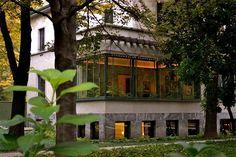 Villa Necchi Campiglio by architect Piero Portaluppi, 1932-35, Milan
