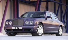 Bentley Arnage T (© Bentley)