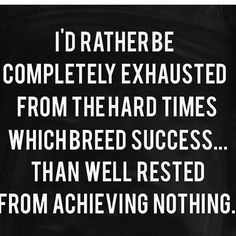Putting in the time and the effort to be great can be exhausting at times but I'd rather spent and successful instead of rested and dreaming of what I could be. #cresultsfitness #life #hustle #grind #hardwork #workout #fitness #fitnessaddict #boss #exercise #success #getfit #fitfam #fitspo #train #greatness #truth #motivation #fitmotivation