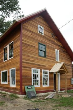 Luxury Pictures Of Wood Siding Houses