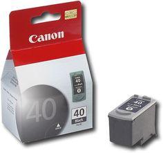Canon - 40 Ink Cartridge - Black