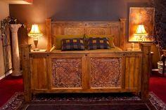 Rustic King Bedroom Sets