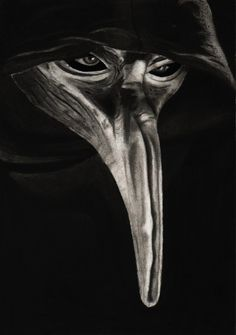 SCP - 049 plague doctor. Inadvertently spreads the bubonic plague