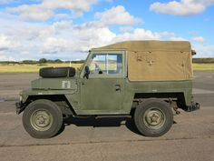 Land Rover Series 3 Lightweight 24v Classic in great condition