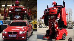 [VIDEO] Increible! Conozca a Antimon el primer Autobot Transformer de la vida real - HSB Noticias