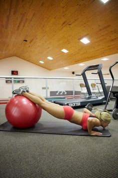 10 ways to use stability ball