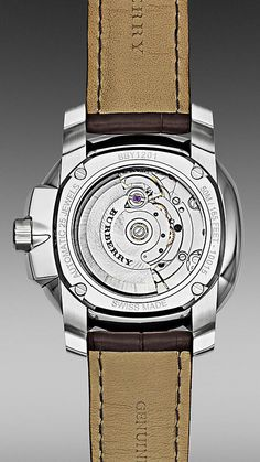 The Britain BBY1201 43mm Automatic | Burberry