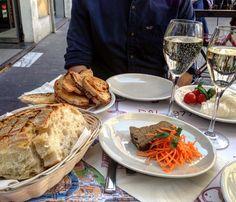Enoteca Cul de Sac - ŘÍM - La dolce vita, 100x aperol spritz, 100x prosecco, nejlepší jídlo (...a památky taky samozřejmě!) - Chile Chipotle Chipotle, Trips, Mexican, Ethnic Recipes, Food, Viajes, Traveling, Meals, Travel