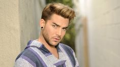 "Adam Lambert  ""I turned 33 this year, and I feel like, 'OK, I know who I am now; identity isn't so much of a challenge anymore,'"" says Adam Lambert. ""The challenge is figuring out what I want from my life.""  http://www.latimes.com/entertainment/music/la-ca-ms-adam-lambert-original-high-20150614-story.html#page=1&lightbox=83766646"