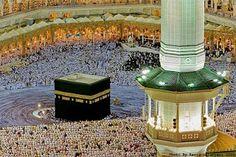 Makkah, Saudi Arabia  Umroh with my wife