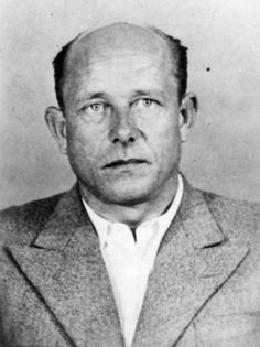 Hermann Julius Hoefle was an SS officer involved in the Holocaust of Polish Jews. Based in Lublin, he directed deportations to the camps of Belzec, Sobibor, and Treblinka. After the war, he was captured and re-captured finally committing suicide in an Austrian prison in 1962 while awaiting trial.
