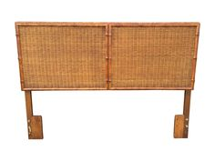 Shop Chairish, the design insider's source for the very best in vintage and contemporary furniture, decor and art. Bamboo Headboard, Headboards For Sale, Faux Bamboo, Home Look, Mid-century Modern, Mid Century, Cabinet, Storage, American