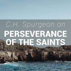 """""""Oh, how I love that doctrine of the perseverance of the saints! Spurgeon in regards to this final of the five points of Calvinism. Ch Spurgeon, Spurgeon Quotes, Reformed Theology, Christ, Saints, Inspirational, Pastor"""